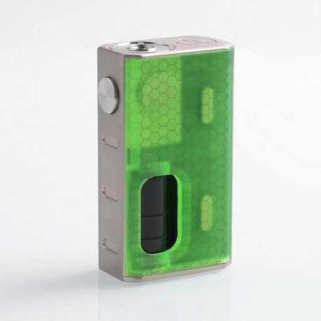 LUXOTIC BF BOX MOD WISMEC VERDE HONEYCOMB