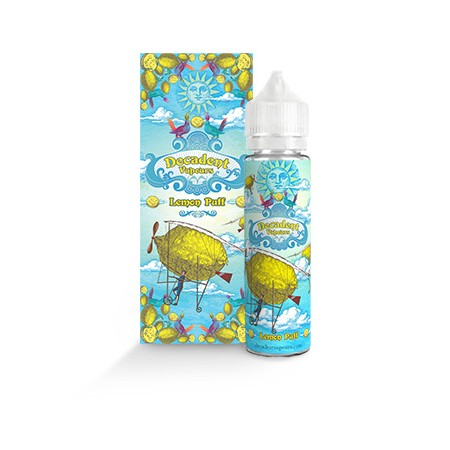 "DECADENT VAPOURS ""Lemon Puff"" 50ml+10ml"