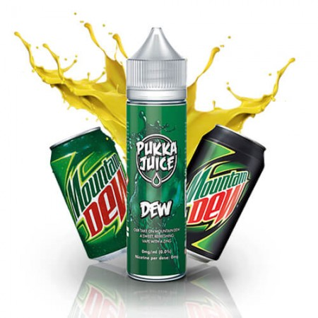 "PUKKA JUICE ""Dew"" 50ML"