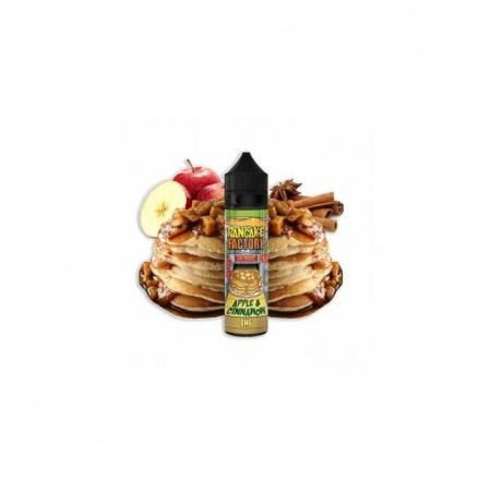"PANCAKE FACTORY ""Apple Cinnamon"" 60ML"