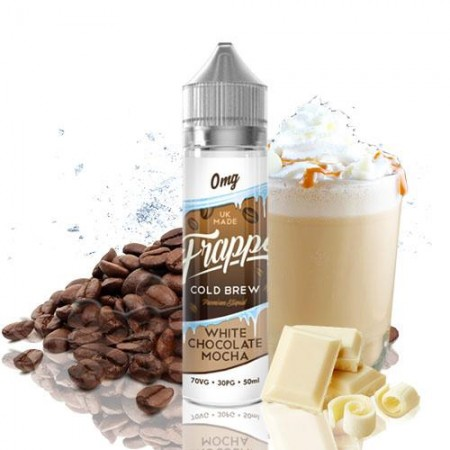 FRAPPE White Chocolate Mocha 60ML