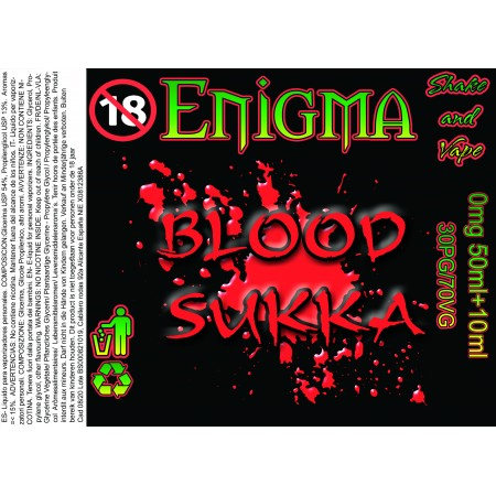 BLOOD SUKKA 50ML