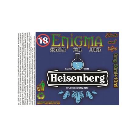 HEISENBERG 50ML/60ML