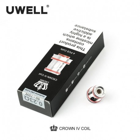 RESISTENCIAS CROWN IV 0.23Ohm