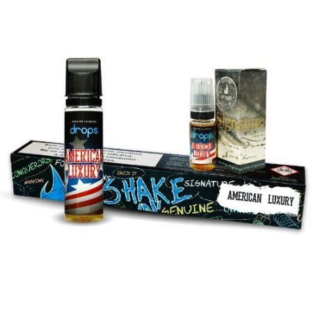 DROPS AMERICAN LUXURY 50ML 18MG