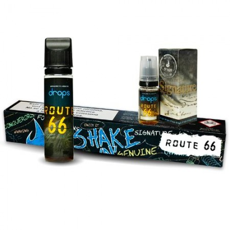 DROPS ROUTE66 50ML 18MG