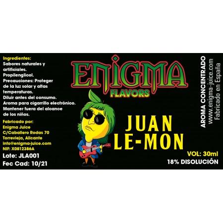 Aroma Juan Le-Mon 30ml