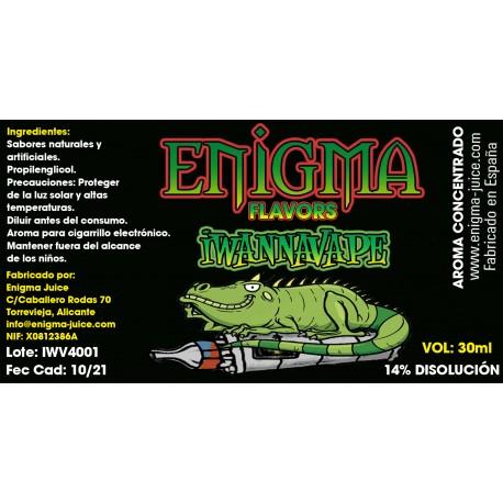 Aroma Iwanna Vape 30ml