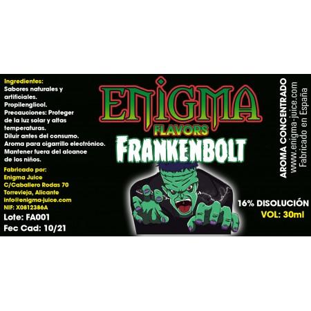 Aroma Frankenbolt 30ml