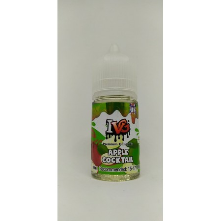 AROMA APPLE COCKTAIL 30ML IVG