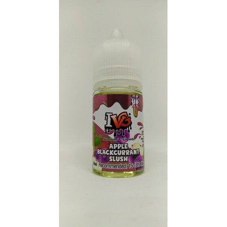 AROMA APPLE BLACKCURRANT SLUSH 30ML IVG