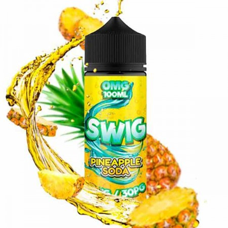 SWIG Pineapple Soda 100ml
