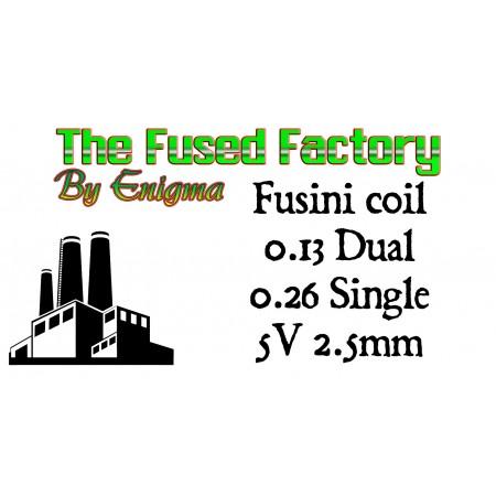 TFF FUSINI COIL 2.5MM 2UND