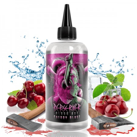 Berserker Cherry Blast - Joes Juice 200ml