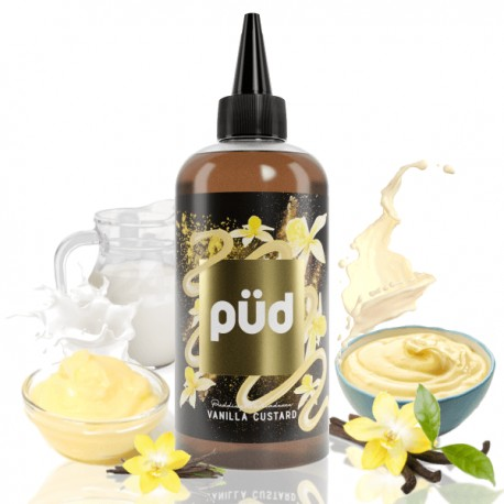 Vanilla Custard 200ml - PUD (Joes Juice)