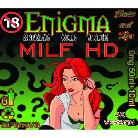 MILF HD TPD 50ml+10ml NIKOKIT