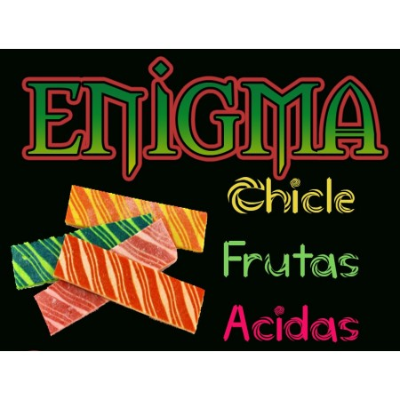 CHICLE FRUTAS ÁCIDAS  TPD 20ML+10ML NIKOKIT