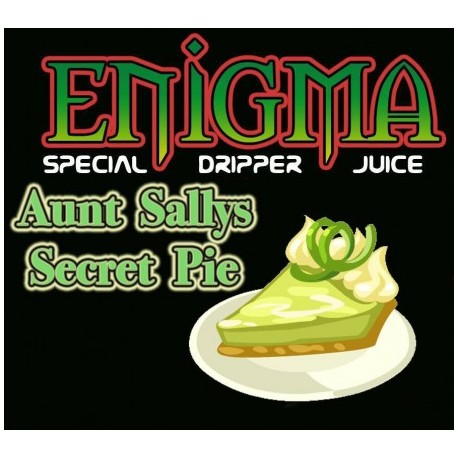 AUNT SALLY SECRET PIE  TPD 20ML+10ML NIKOKIT